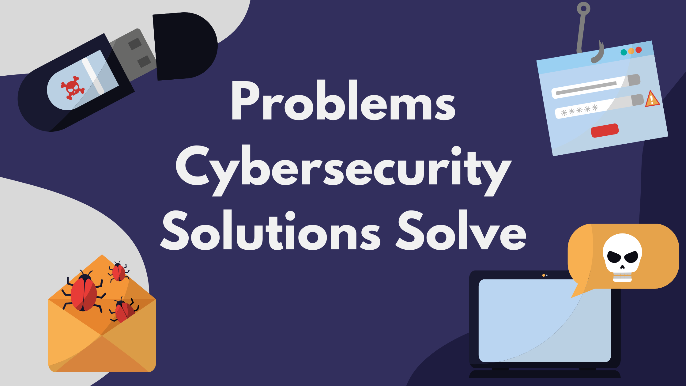 roblems Cybersecurity Solutions Solve